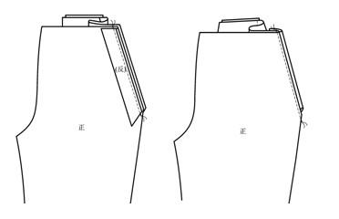 男西裤缝制工艺7