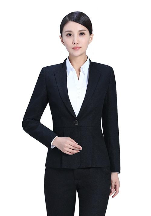 北京企业女士正装西服订做 北京定做企业女士正装西服 娇兰服装有限公司