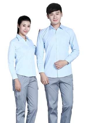 企业定做长袖POLO衫如何选款式