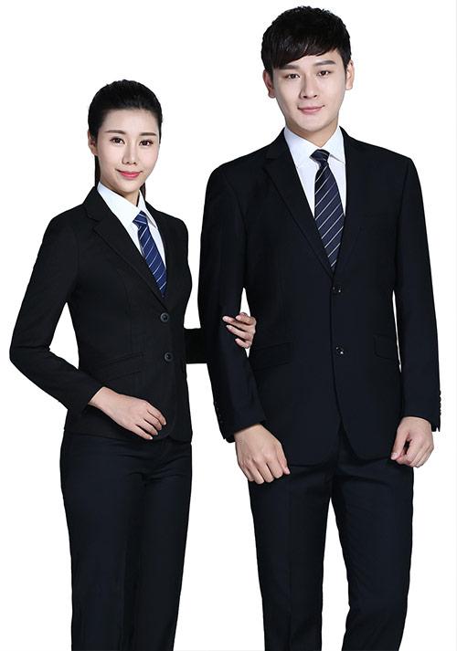 职业装扮为什么一定要选定制西装?