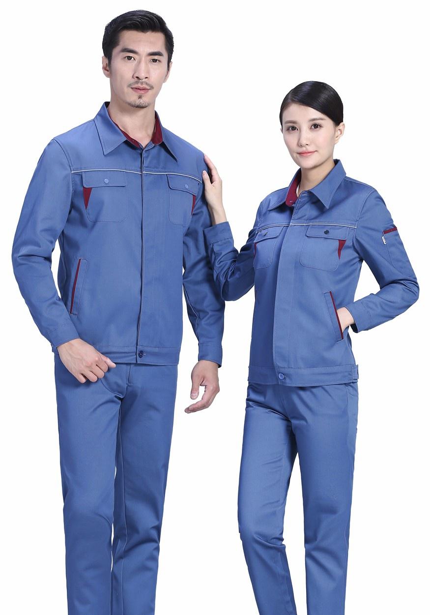 工作服定做如何选择款式,穿着时如何搭配更有气质