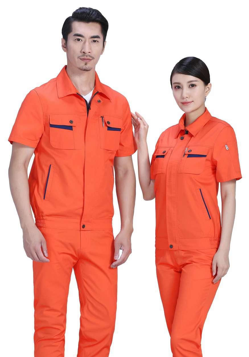 定做短袖衬衫工作服有很多细节,新版的衬衫订做标准出炉了