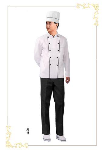 如何选择定制厨师工作服以及如何清洗上面污渍?